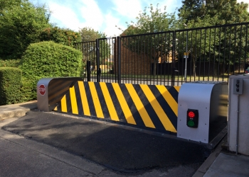 Delta Scientific High Security Vehicle Barricade Systems