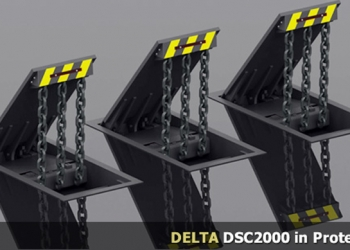 Delta Scientific High Security Vehicle Barricade Systems - DELTA DSC2000 in Protect Mode