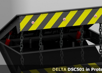 Delta Scientific High Security Vehicle Barricade Systems - DELTA DSC501 in Protect Mode
